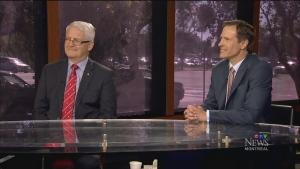 CTV Montreal: Debate: Marc Garneau and James Hughes