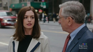 CTV Montreal: 'The Intern' warms hearts