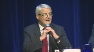 Liberal MP Marc Garneau
