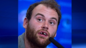 Montreal Canadiens forward Zack Kassian was treated for minor injuries in hospital Sunday morning after being involved in a traffic accident, a team spokesman said. THE CANADIAN PRESS/Jonathan Hayward