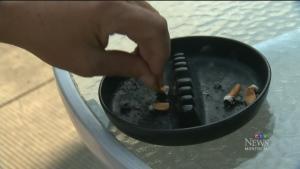 CTV Montreal: Tobacco smokers seeking immediate pa