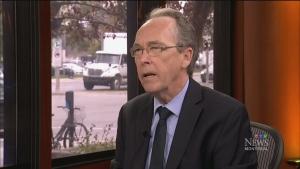 CTV Montreal: Peter Kirby: Third Inspector Luc Van