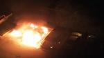 MyNews: Car explosion in London, Ont.