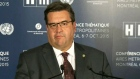 CTV News Channel: 'We have no choice': Coderre