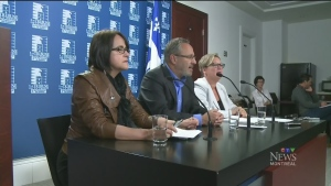 CTV Montreal: Unions announce 6 strike days