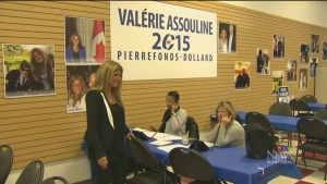 CTV Montreal: More women candidates needed