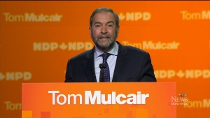 CTV Montreal: NDP suffers setback