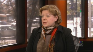 CTV Montreal: Linda Julien, head of the Liberal's