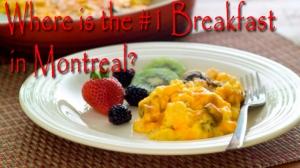 #1 Breakfast