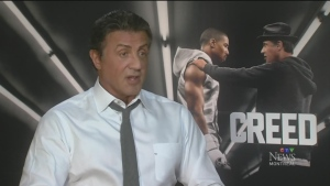 CTV Montreal: Rocky returns in Creed
