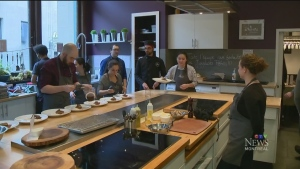 CTV Montreal: Lunch-hour cooking classes