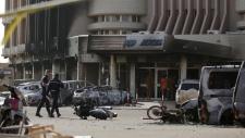 Burkina Faso attack