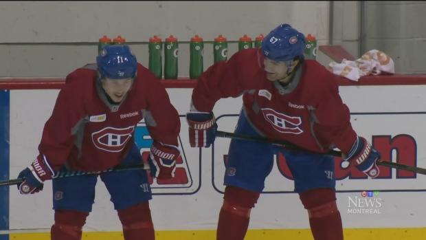 CTV Montreal: Bergevin message calms Habs
