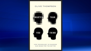 Clive Thompson: Smarter than you think