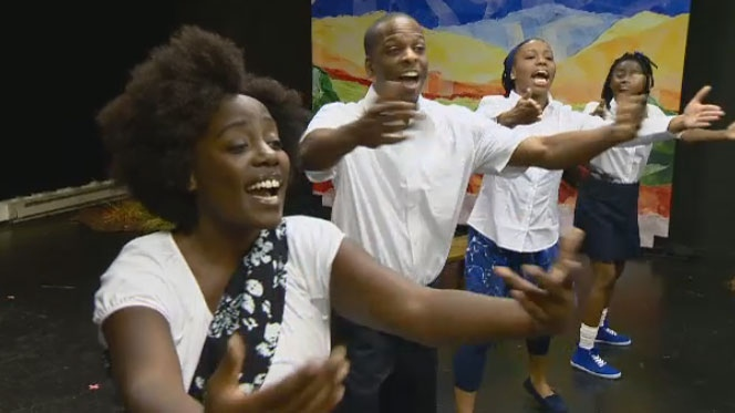going 45 years strong, the Black Theatre Workshop is Canada's oldest black theatre company.