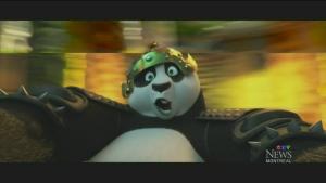 CTV Montreal: Kung Fu Panda 3