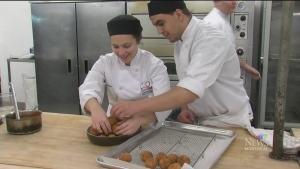 CTV Montreal: Student chefs serve