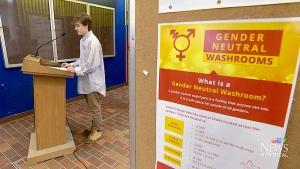 CTV Montreal: Vanier adds gender neutral bathrooms