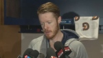 Mike Condon after Habs lose to Buffalo