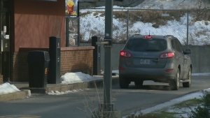 Verdun has three drive thru spots, and the borough council has voted to keep it that way.