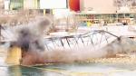 Extended: Saskatoon bridge collapsed by explosives