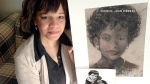 Artist finds model she painted 25 years ago