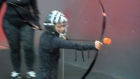 Canada AM: Trying out indoor archery tag