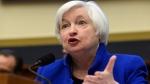 U.S. Federal Reserve Board Chair Janet Yellen on Capitol Hill in Washington, on Feb. 10, 2016. (Susan Walsh / AP)
