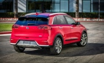 2017 Kia Niro hybrid crossover utility vehicle showcased at CIAS (Photo: Kia)