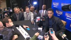 CTV Toronto: Celebrities gather for game