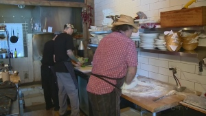New figures from Statistics Canada show Quebec restaurant sales dropped in 2015 and things aren't expected to get better for 2016.