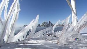 CTV Toronto: Temperatures hit record low