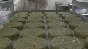 CTV Montreal: Gourmet veggie burgers