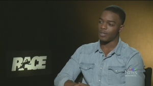 CTV Montreal:  'Race' tells Owens story
