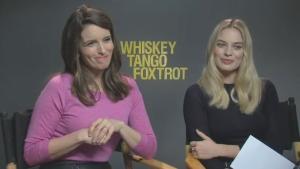 Tina Fey, Margot Robbie