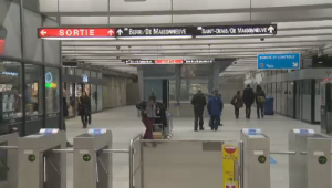 Following years of construction at the Berri-UQAM metro station, the latest work seems to be pushing commuters over the edge.