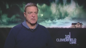 John Goodman, who stars in 10 Cloverfield Lane (out Friday), talks about regret, his favourite board games and his football dreams.