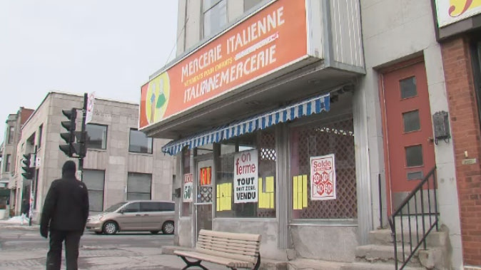 Mercerie Italienne has been open since 1959, but will soon close its doors.