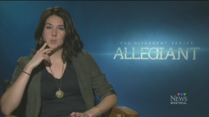 CTV Montreal: New Divergent film is disappointing