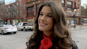 CTV Montreal: West Island native on the Voice