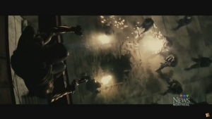 CTV Montreal: Batman vs. Superman, Granby Zoo