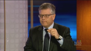 CTV Montreal: Larocque, sans Lapierre