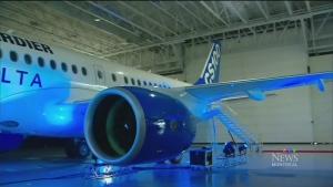 CS 100 Delta livery