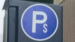 CTV Montreal: New Westmount parking
