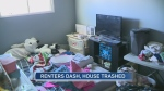 CPS investigate after woman abandoned in rental