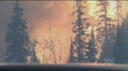 CTV Montreal: Fort McMurray burns