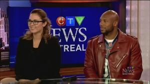 CTV Montreal: Girls, sports and self-esteem