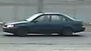 Montreal police say the car looked similar to this