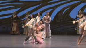 What's On: Ballet from Cuba, 'Feluettes' opens