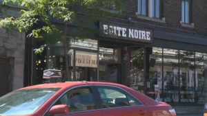 The Boite Noire video store is closing down and selling all its movies.